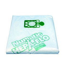 NUMATIC 4BH VAC BAGS PKT 10 (next day delivery)
