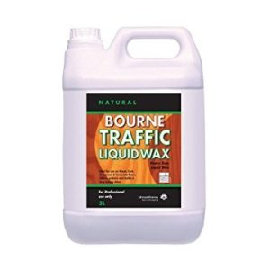 Bourne Traffic Liquid Wax 5L