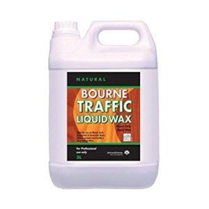 Bourne Traffic Liquid Wax 5L