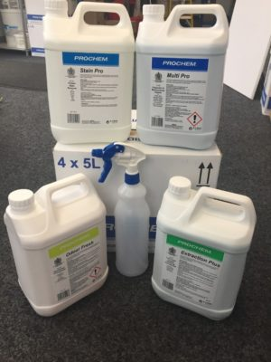 Carpet Cleaning Value Pack