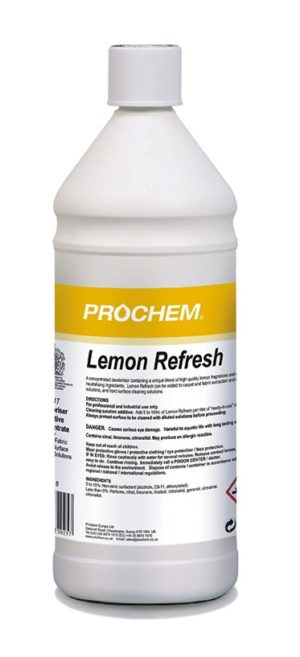 1L LEMON REFRESH
