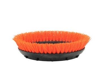 Orbiter Scrub Brush Orange Wakefield Floorcare
