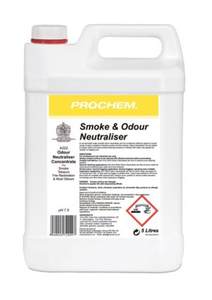 SMOKE & ODOUR NEUTRALISER