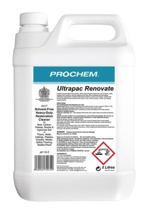 ULTRAPAC RENOVATE 5L