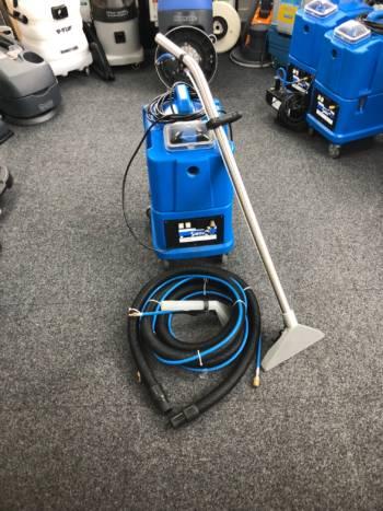 sabrina, santoemma, carpex, maxi, 5010, carpet extractor, carpet cleaner, reconditioned, ex demo, sale, bargain, craftex
