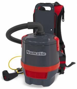 Numatic RSV 150 backpack vacuum cleaner 240v 0821