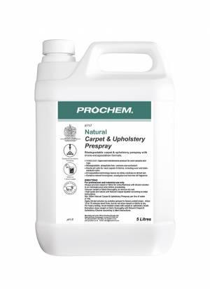 Prochem Natural Carpet Prespray 5L 0321