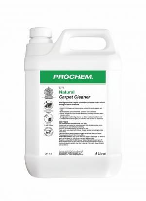 Prochem Natural Carpet Cleaner 5L 0321